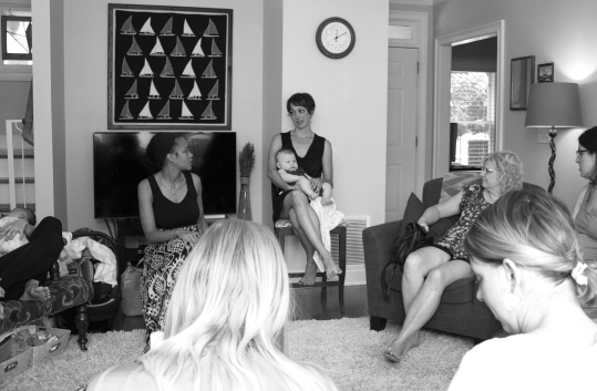 Birth Stories Gatherings
